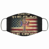 stand for the flag kneel for the cross face mask 155470