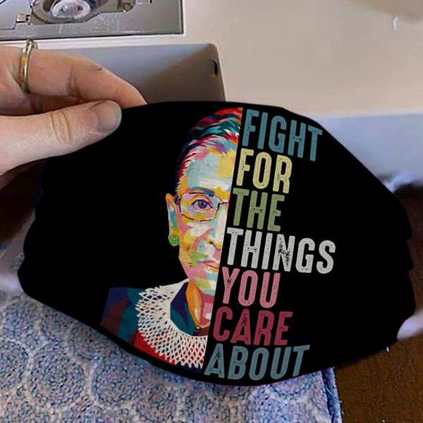 fight for the things you care about face mask mk1