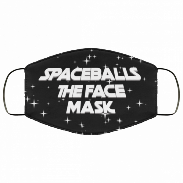 spaceballs the face mask with fabric 6647