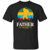 Bigfoot It's Not A Dad Bod It's A Father Figure Shirt