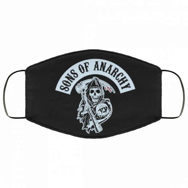 Sons Of Anarchy Face Mask
