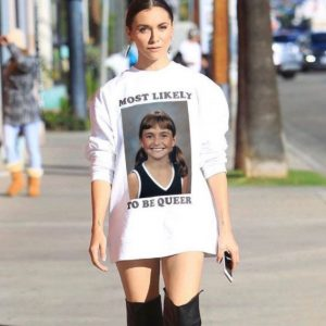 Alyson Stoner Most Likely To Be Queer Sweatshirt